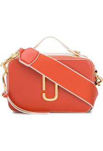 Marc Jacobs Sure Shot Camera Shoulder Bag - Laranja
