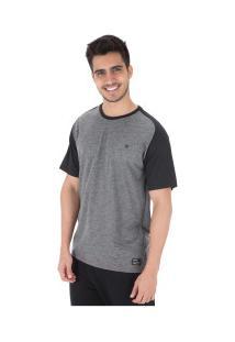 Camiseta Hurley Especial Advance - Masculina - Cinza
