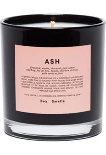 Boy Smells Vela Ash - Preto