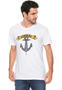 Camiseta Reserva Capitão Branca