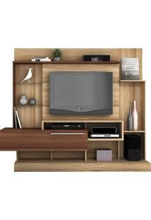 Estante Home Para Tv Até 47 Polegadas Supremo Dj Móveis Teka Tx / Madero Tx