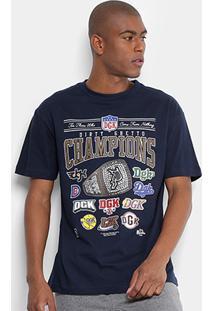 Camiseta Dgk Champions Masculina - Masculino