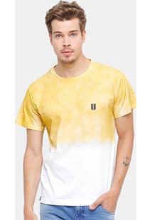 Camiseta Camaro Degrade Masculina - Masculino
