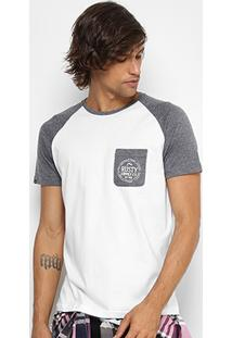 Camiseta Rusty Especial Comp Masculina - Masculino