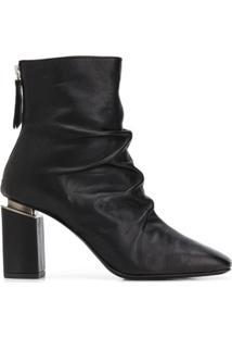 Vic Matie Ankle Boot Franzida - Preto