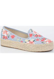 Slipper Feminino Flatform Floral Beira Rio 4194100