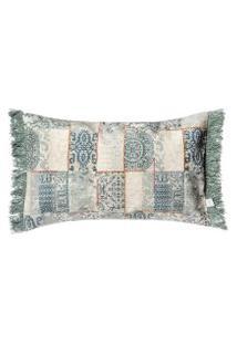 Capa De Almofada Gypset Persian 30 Cm X 50 Cm - Home Style