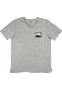 Camiseta Masculina Hering Com Modelagem Regular