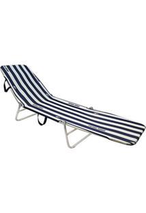 Cadeira Espreguiçadeira Mormaii Sortida Estampas Sortidas Belfix - Tricae