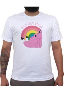 Siga Bem Viada - Camiseta Clássica Masculina