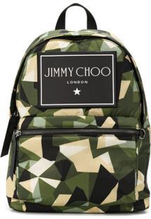 Jimmy Choo Mochila Wilmer - Verde