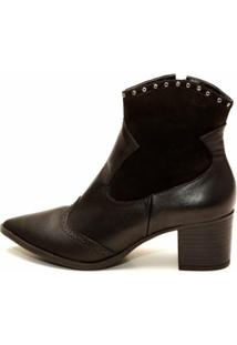 Bota The Box Project Red Rocks Feminina - Feminino-Preto