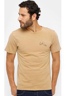 Camiseta Timberland Maze Masculina - Masculino