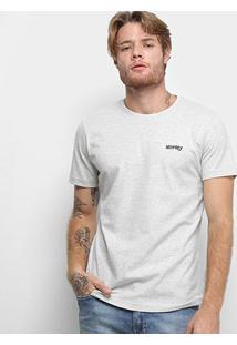 Camiseta Stanley Básica Masculino - Masculino-Cinza
