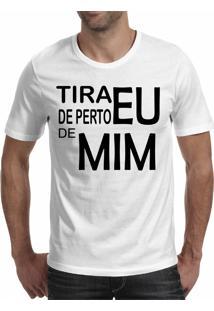 Camiseta Hunter Tira Eu Branca