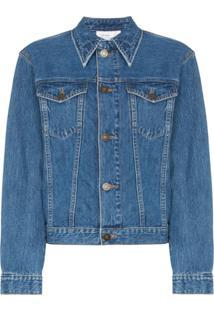 Calvin Klein Jeans Est. 1978 Jaqueta Jeans - Azul