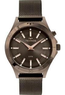 Relógio Technos Feminino Classic Dourado Analógico Y121E3Ae1M - Feminino