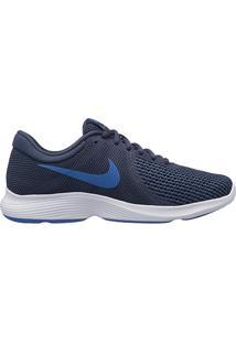 da6a5e3c2 Tênis Azul Marinho Nike feminino