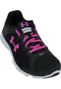 c54df160165 Tênis Under Armour Micro G Assert 6 - Feminino