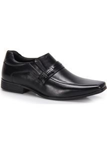Sapato Conforto Masculino Rafarillo Duo Dress - Preto