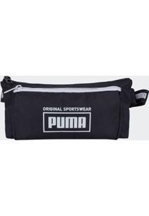 Pochete Puma Sole Waist Bag Preta - Único