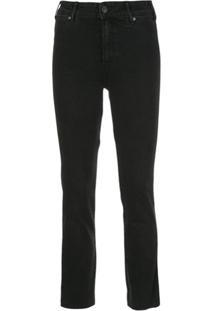 Paige Calça Jeans Cindy - Preto