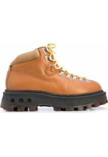 Simon Miller Bota Low Tracker - Marrom