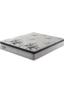 Colchão Casal Com Molas Verticoil Smart Branco 138X188X24 - Ecoflex