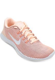 ... Tênis Nike Wmns Flex 2018 Rn Feminino - Feminino-Vermelho+Branco a786d15e39b46