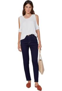 Calça Jeans Skinny Basic