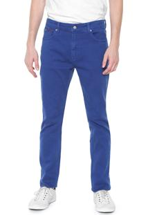 Calça Sarja Tommy Jeans Slim Modern Tapered Azul