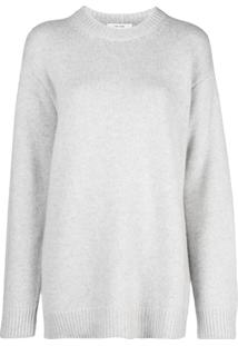 The Row Baggy Fit Pullover - Cinza