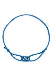 Pulseira Togetherband Mini Goal 16 - Azul