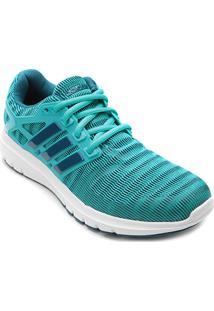 ... Tênis Adidas Energy Cloud Feminino - Feminino-Azul Claro+Branco a9536f9259fdf