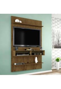 Home Suspenso 181 X 115,2 X 29,6 Para Tv Até 47 Polegadas Plus Madeira Rústica - Urbe Móveis