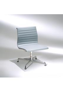 Cadeira Ea105 Base Em Alumínio Studio Mais Design By Charles E Ray Eames