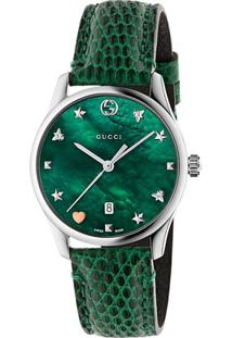 b058fdf6c12 Relógio Digital Aco Gucci feminino