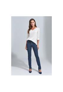 Calça Ginestra Jeans - Gi-J-383