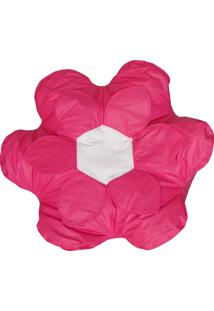Puff Flower Nobre - Stay Puff - Rosa
