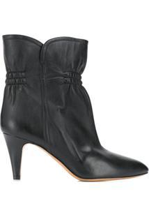 Isabel Marant Ankle Boot Dedie - Preto