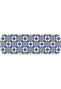 Passadeira Love Decor Ladrilho Moroccan Único