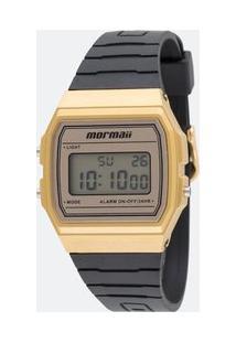 912b95d954f ... Kit Relógio Feminino Mormaii Mojh02Af 8D Digital 5 Atm + Duas Pulseiras  Extras Pulseirasilicone