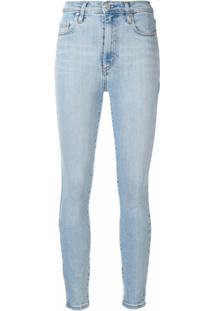 Nobody Denim Calça Jeans Skinny Cult - Azul