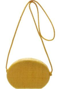 Clutch Trendy Golden Yellow | Schutz