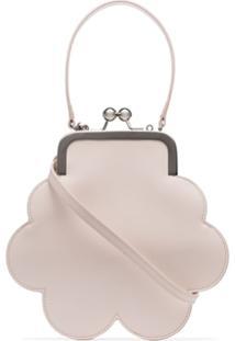 Simone Rocha Bolsa Com Alça De Mão 'Cloud' Mini - Neutro