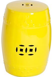 Puff Seat Garden Or-6611 – Or Design - Amarelo