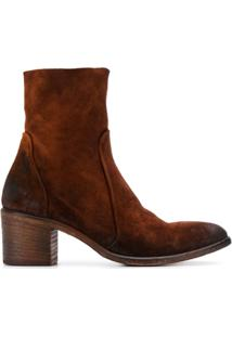 Strategia Ankle Boot P2577 - Marrom