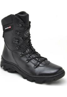 Bota Atron Shoes Militar Tática - Masculino