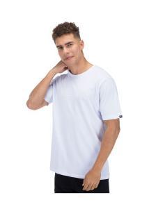 Camiseta O'Neill Estampada Linear 4883B - Masculina - Branco