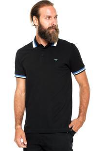 Camisa Triton Detalhe Preto